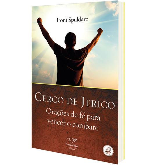 Livro Cerco De Jericó - Orações De Fé Para Vencer O Combate