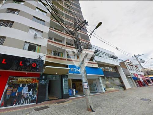 Sala Para Alugar, 40 M² - Centro - Sorocaba/sp - Sa0122