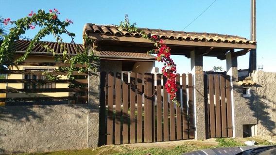 Casa Com 3 Dormitórios À Venda, 74 M² Por R$ 350.000,00 - Caraguatatuba - Caraguatatuba/sp - Ca1006