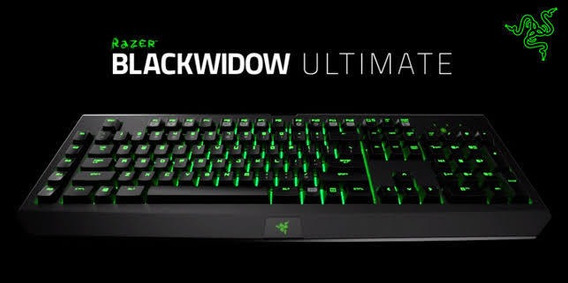 Kit Gamer Razer Mouse E Teclado Gamer