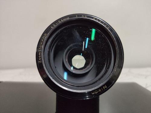 Lente Zoom Nikon Nikkor 43-86 Mm F3.5