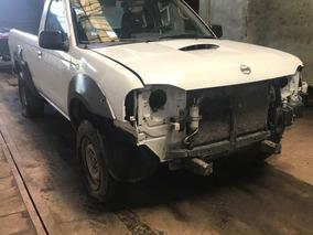 Nissan Frontier 2.8 Cabina Simple No Chocada Con Faltantes