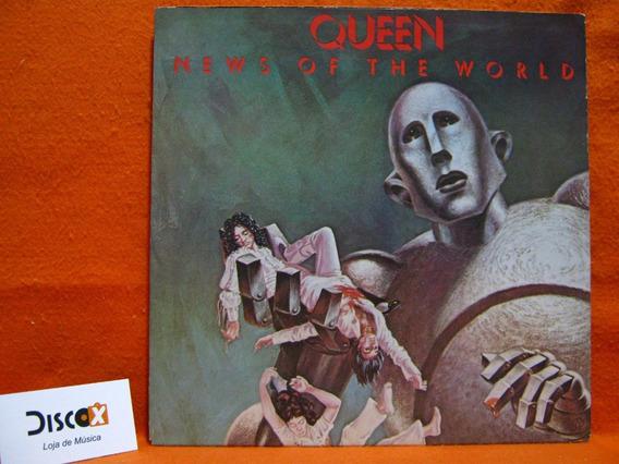 Queen News Of The World - Lp Disco De Vinil