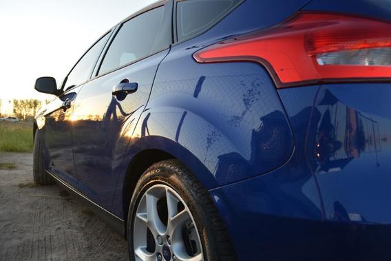 Ford Focus Se Plus Automatico 2016 En Garantia