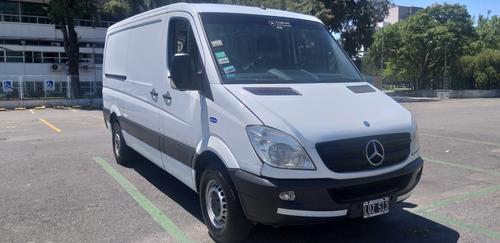 Mercedes-benz Sprinter 2.1 415 Furgon 3665 150cv Te V1 2012