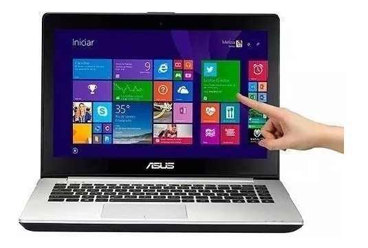 Notebook Asus Intel Core I7 8gb S451l