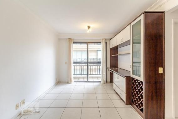 Apartamento No 3º Andar Com 2 Dormitórios E 1 Garagem - Id: 892973407 - 273407