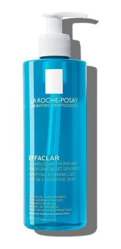 Limpiador Facial La Roche-posay Effaclar Gel Piel Grasa X 40