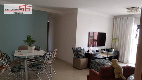 Apartamento Com 3 Dormitórios À Venda, 98 M² - Freguesia Do Ó - São Paulo/sp - Ap3063