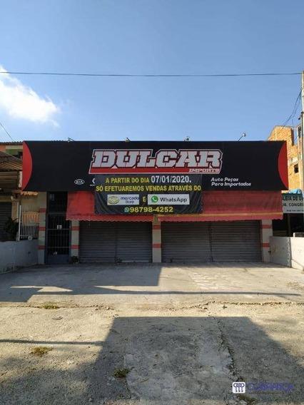 Loja Para Alugar, 267 M² Por R$ 5.000,00/mês - Campo Grande - Rio De Janeiro/rj - Lo0073