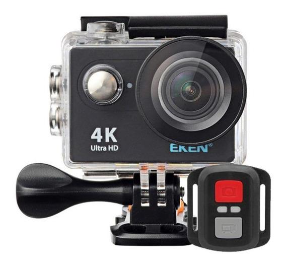 Camera De Ação Usada Action Eken Original H9r - Go Pro 4k