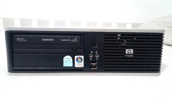 Computador Pc Hp Dc 5850 Sff Funcionando Perfeitamente