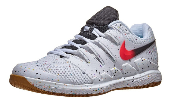 Zapatillas Nike Zoom Vapor X White/crimson 2020