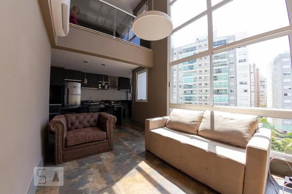 Apartamento Para Aluguel - Jardim Salso, 1 Quarto, 64 - 893019732