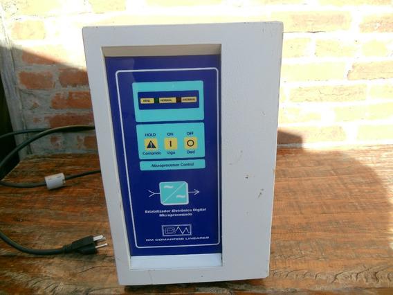 Estabilizador Eletronico Digital Microprocessado 1000 Va