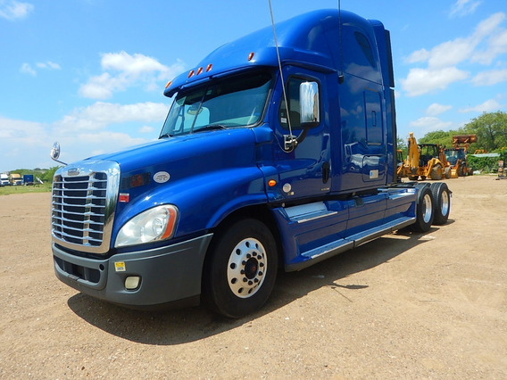 Tractocamion Freightliner Cascadia 2012 Dd15 Gm107190
