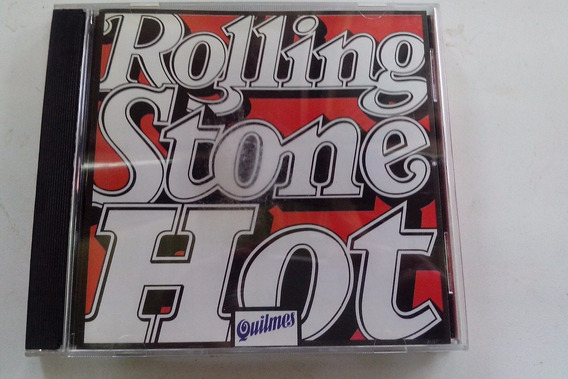 Cd Compilado Rolling Stone Hot Quilemes Duncant