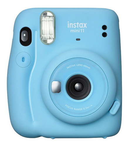 Cámara Fujifilm Instax Mini 11 Sky Blue