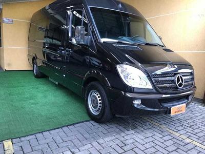 Mercedes-benz Sprinter 2.2 311 Van Luxo 10 Lug. Teto Al