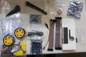 Robô Segue Faixa Arduino Diy