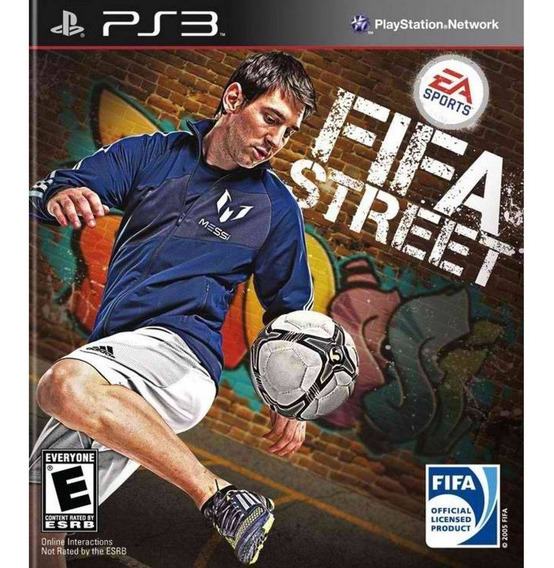 Fifa Street Ps3 - Midia Digital