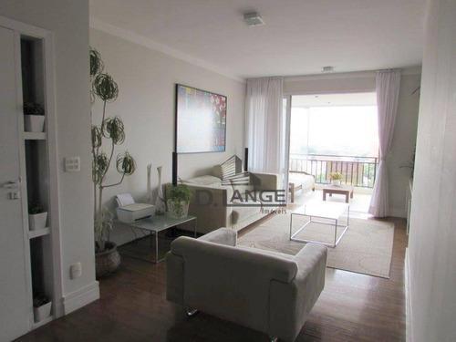 Imagem 1 de 30 de Apartamento À Venda, 137 M² Por R$ 990.000,00 - Jardim Nossa Senhora Auxiliadora - Campinas/sp - Ap16840