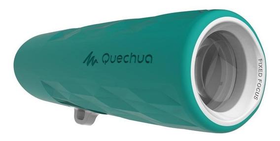 Monóculo Sem Ajuste M300 Ampliação X8 Cor Verde