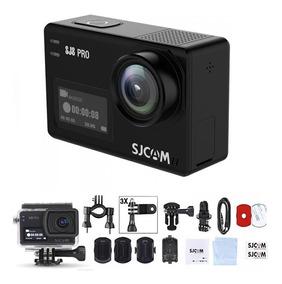 Câmera De Ação Sjcam Sj8 Pro Original 4k 60fps Wifi12mp