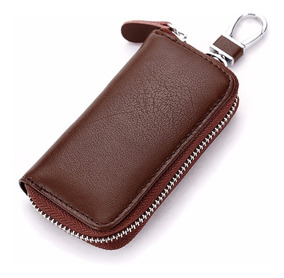 huge selection of a4916 162a6 Chiziyo Genuine Leather Car Key Holder Wallet, Housekeeper K