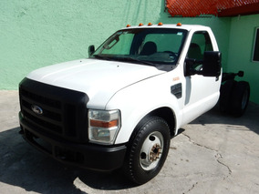 Ford F-350 2008 Chasis Cab.