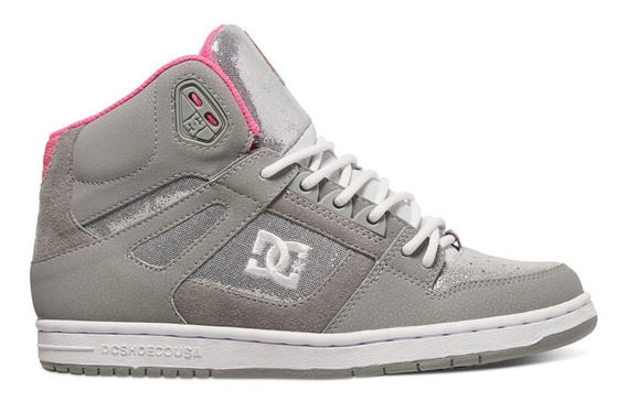 Zapatillas Dc Rebound High Se Women