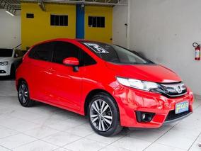 Honda Fit 1.5 Ex Flex Aut. 2015,revisado C/garantia,troco!