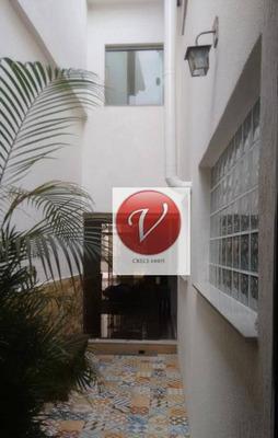 Sobrado Com 4 Dormitórios À Venda, 300 M² Por R$ 1.200.000 - Vila Helena - Santo André/sp - So0762
