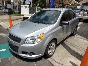 Chevrolet Aveo 2014 1.6 Ltz L4 Mt 2014 Recibo Tarjetas Credt