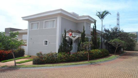 Sobrado Com 4 Dormitórios Para Alugar, 320 M² Por R$ 7.500/mês - Condomínio Torino Jardim São Luiz - Ribeirão Preto/sp - So0129