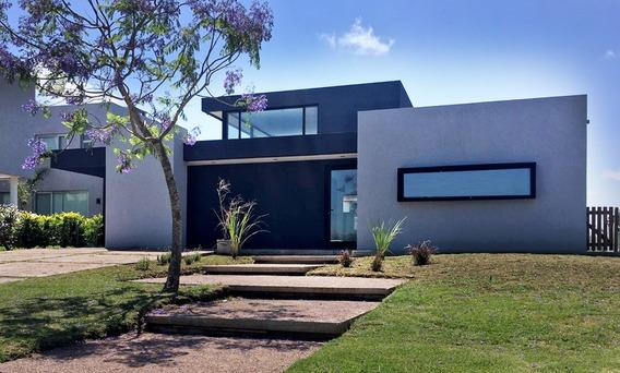 Excelente Casa En Barrio Vistas - Puertos Del Lago Escobar