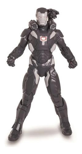 Boneco Marvel Vingadores Maquina De Combate Mimo 519