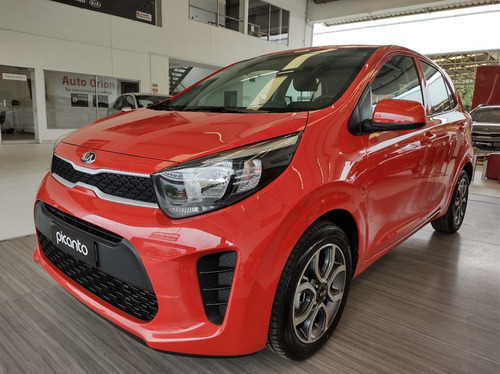 Kia All New Picanto Zenith Mt 1.2l Mt 2022 0 Km.