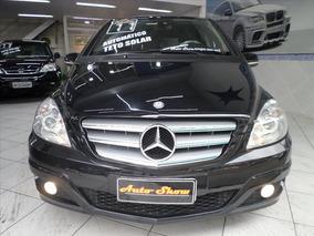 Mercedes-benz B 180 Mercedes-benz B 180 2011 Preta Teto Sola