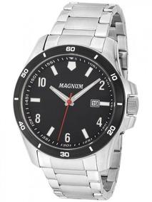 Relógio Magnum Masculino Quartz Ma35039t