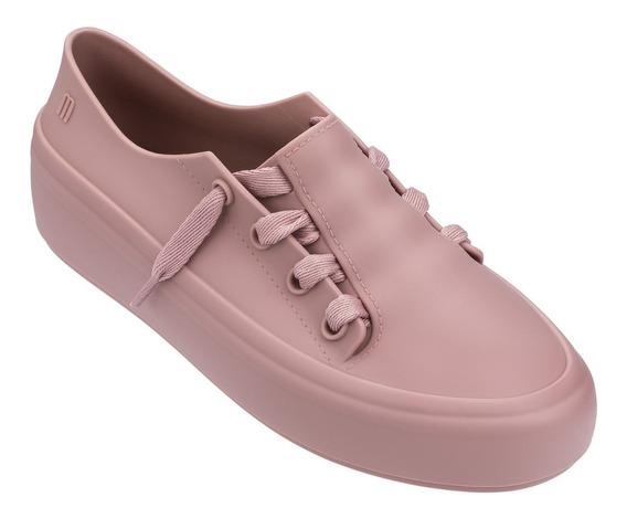 Tênis Melissa Ulitsa Sneaker Rosa Original