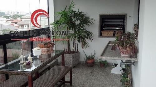 Imagem 1 de 15 de Compre Apartamento Em Jardim Sao Caetano - V-318