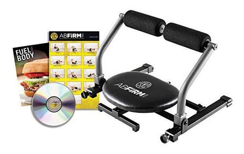 Ejercitador De Abdominales Gold's Gym Abfirm Pro