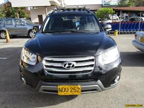 Hyundai Santa Fe Gl Mt 2400cc Aa 4x4