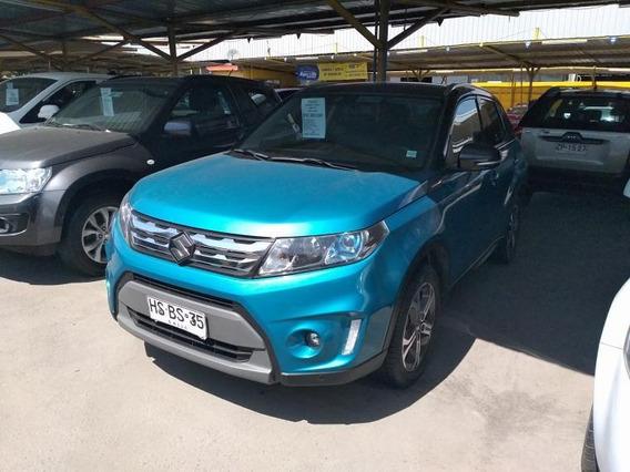 Suzuki Vitara Ltd 4x4 1.6 2016