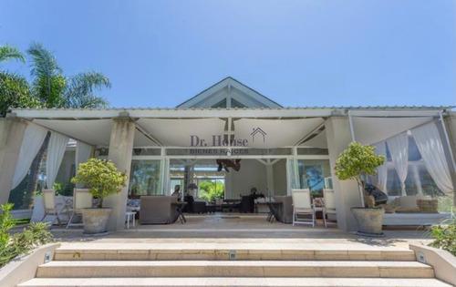 Casa En La Barra, Gran Terreno, 4 Dormitorios + Servicio- Ref: 349