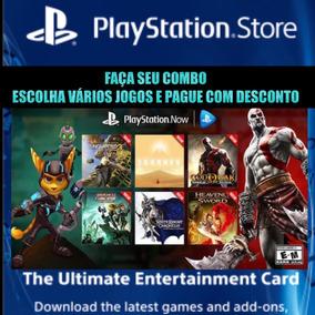 Jogos Ps3 Psn - Jogos PS3 em São Vicente no Mercado Livre Brasil