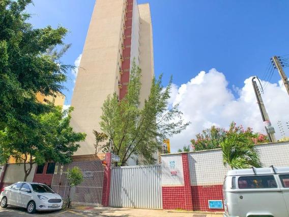 Apartamento Em Papicu, Fortaleza/ce De 60m² 3 Quartos À Venda Por R$ 180.000,00 - Ap540028