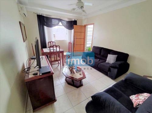 Imagem 1 de 12 de Apartamento Com 2 Dormitórios À Venda, 70 M² Por R$ 360.000,00 - Embaré - Santos/sp - Ap8068