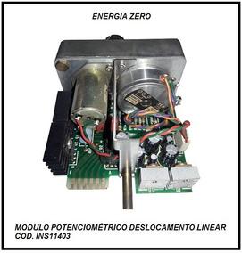 Modulo Potenciométrico Deslocamento Linear Cod. Ins11403